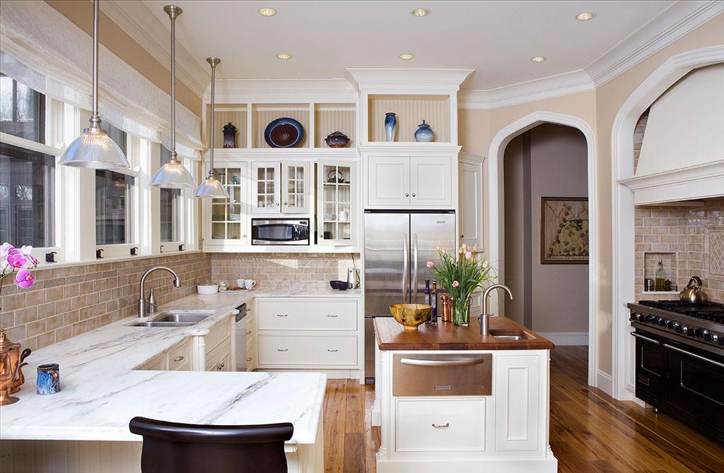 Our Restoration Remodeling Portfolio Kuebler Enterprises Enchanting Kitchen Remodeling Rochester Ny Property